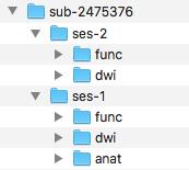 folder organization func